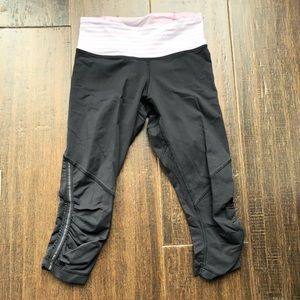 Lululemon crop tights